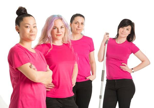 50-femme städpersonal